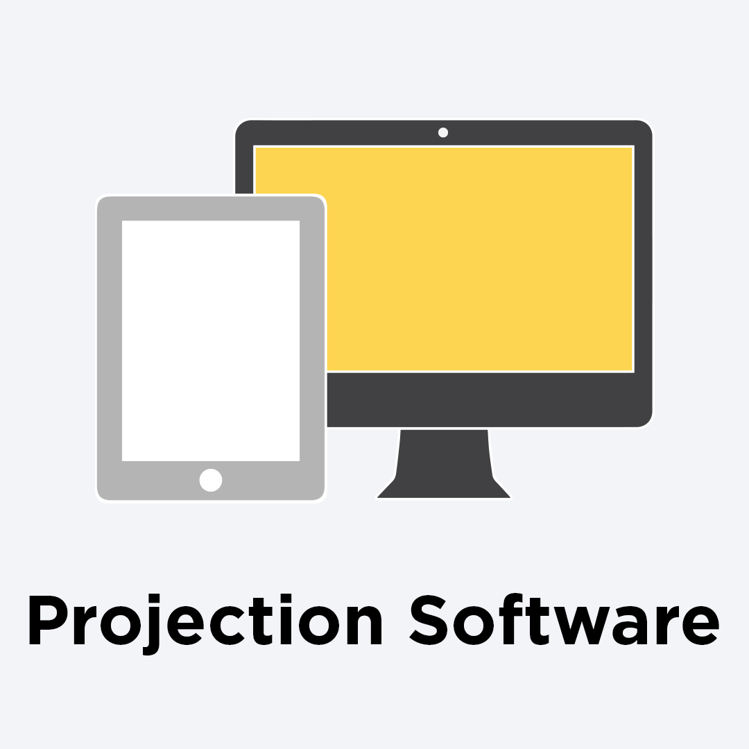 From our StagePlayer iPad app to Po Solutions, we've got you covered for Projection Playback