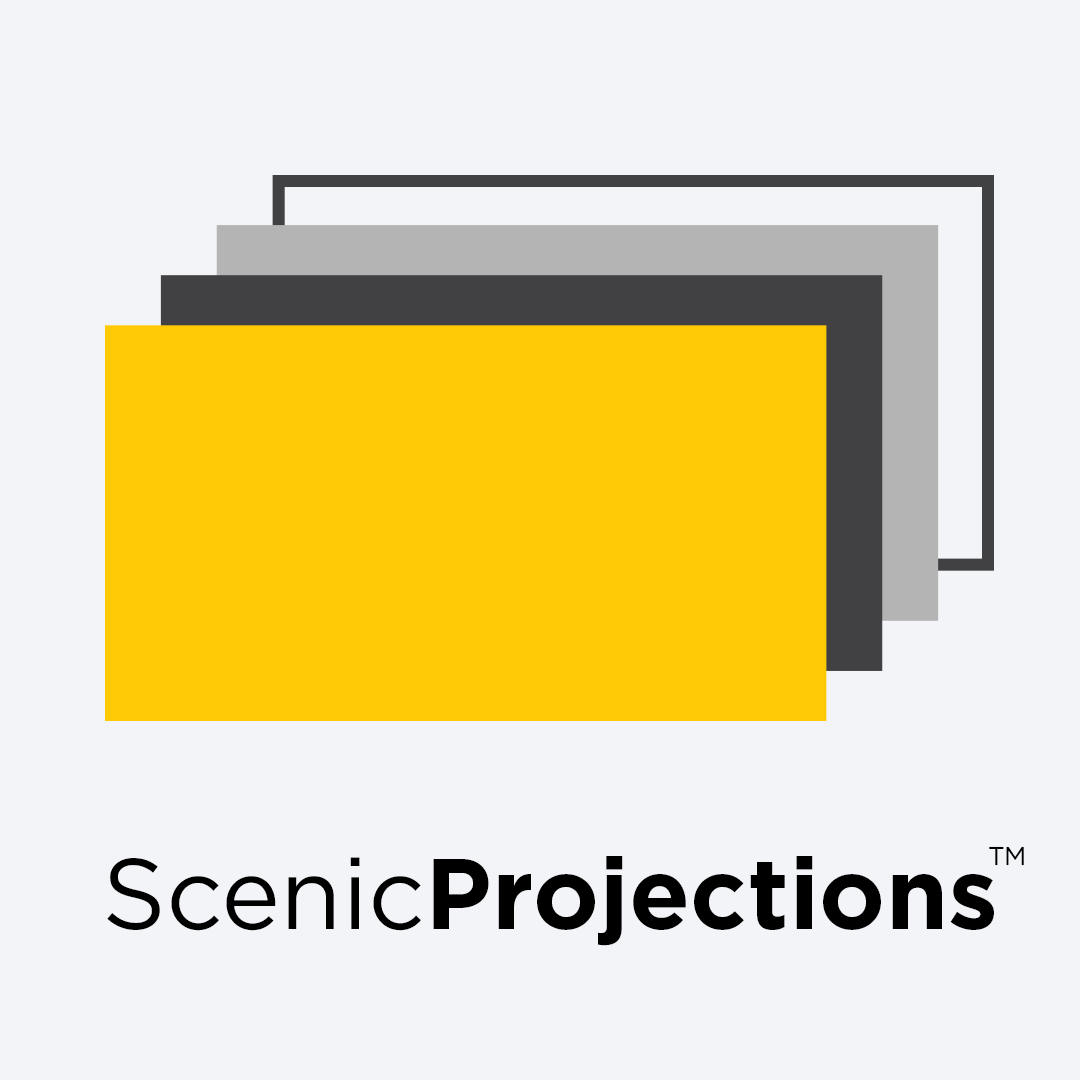 ScenicProjections are the official show collection