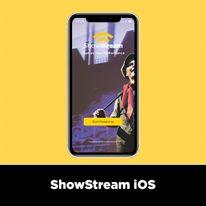 ShowStream iOS